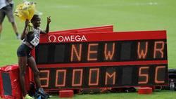 Världsrekord på 3000 meter hinder