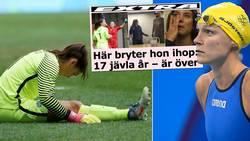 Sjöström stöttar Solo: Tuffare straff som tjej