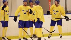 OS-lottningen i hockey är klar
