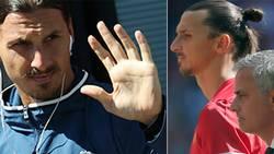 """""""Jag kan se Zlatan som tränare här"""""""