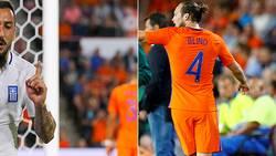Nederländerna utbuat efter chockförlusten