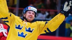 Han är lagkapten för Sverige i World Cup