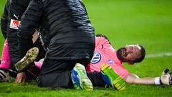 Wiland byttes ut skadad i guldmatchen