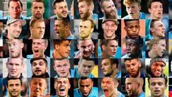 55 spelare på fyra år