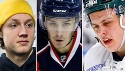 Nylander dumpad – skickas till AHL