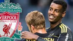Uppgift: Liverpool vill värva Alexander Isak