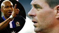 El-Hadji Dioufs nya attack mot Gerrard