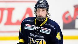 Svensk 17-åring skriver NHL-kontrakt