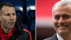 Mourinho vägrade prata med Giggs